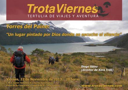 Torres del Paine: Un lugar pintado por Dios donde se escucha el silencio