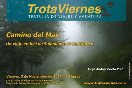 Camino del Mar – Un viaje en bicicleta de Salamanca al Cantábrico