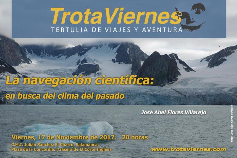 La navegación científica: en busca del clima del pasado