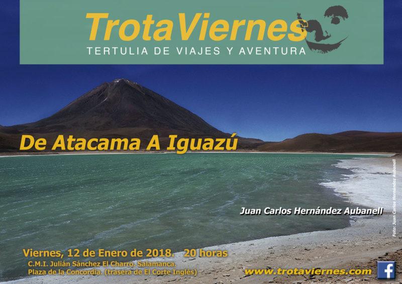 De Atacama a Iguazú