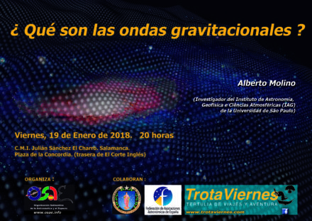¿ Qué son las Ondas Gravitacionales?