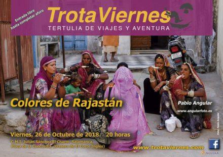 Colores de Rajastán