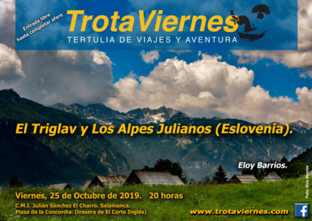 El Triglav y Los Alpes Julianos (Eslovenia).