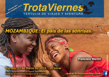 Mozambique: El país de las sonrisas