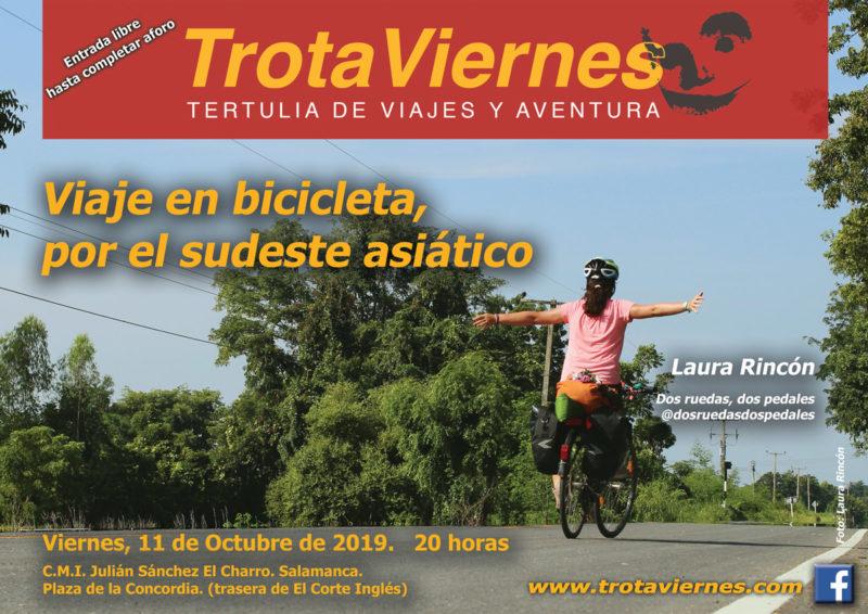 Viaje en bicicleta, por el sudeste asiático