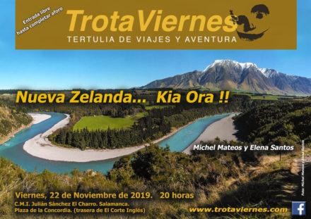 Nueva Zelanda… Kia Ora !!
