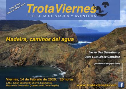 Madeira, caminos del agua.
