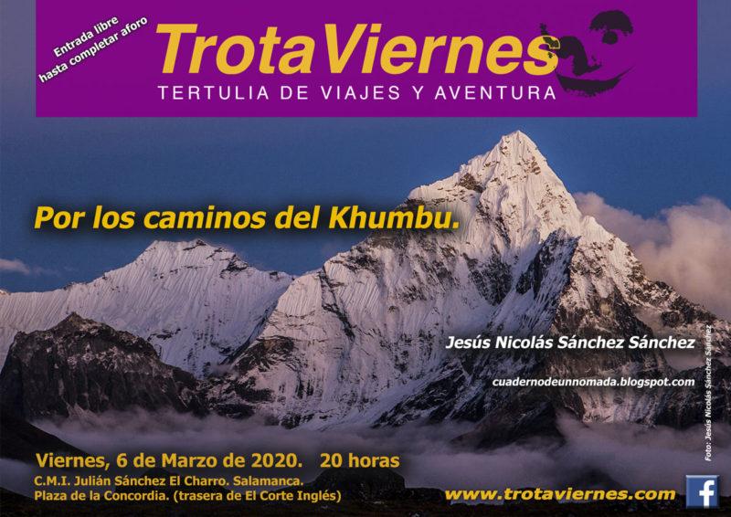 Por los caminos del Khumbu