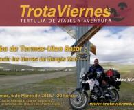 """Alba de Tormes – Ulan Bator (Mongolia) """"Hacia las tierras de Gengis Kan"""" Por Jaime Núnez Conducir una moto, además de tan solo 125 c.c, desde Alba de Tormes hasta […]"""