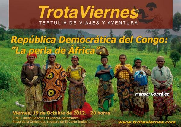"""República Democrática del Congo: """"la perla de África""""  Por Marisol González ( Voluntaria de Organizaciones Internacionales ) Cuando fui destinada en Misión Humanitaria a la República Democrática del Congo […]"""