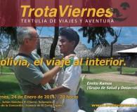 Bolivia, el viaje interior. Por Emilio Ramos (Grupo de salud y desarrollo). Hay que tener cuidado con lo que se desea porque se puede conseguir. Había deseado muchas veces realizar […]