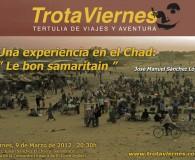"""Una experiencia en el Chad: """" Le bon samaritain """"  Por José Manuel Sánchez López Especialista en traumatología Ibermutuamur. ERASE una vez… un país muy grande, muy grande, muy […]"""