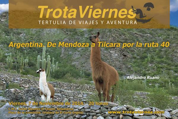 Argentina. De Mendoza a Tilcara por la ruta 40