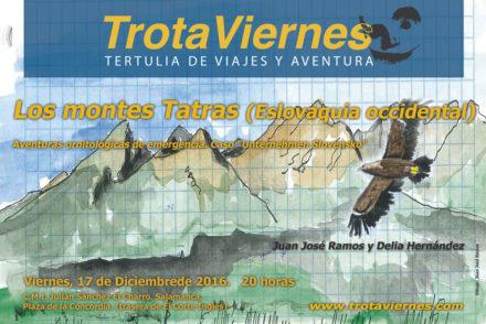 Los montes Tatras. Eslovaquia occidental
