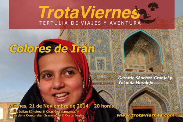 Colores de Irán.