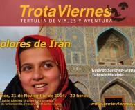 """Colores de Irán. Por Gerardo Sánchez-Granjel y Yolanda Moralejo Irán, tras la Revolución Islámica de 1979, es un país estigmatizado para Occidente. La proyección que presentamos bajo el título """"Colores […]"""