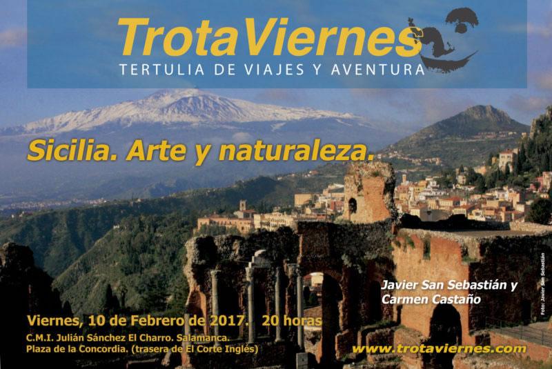 Sicilia. Arte y Naturaleza