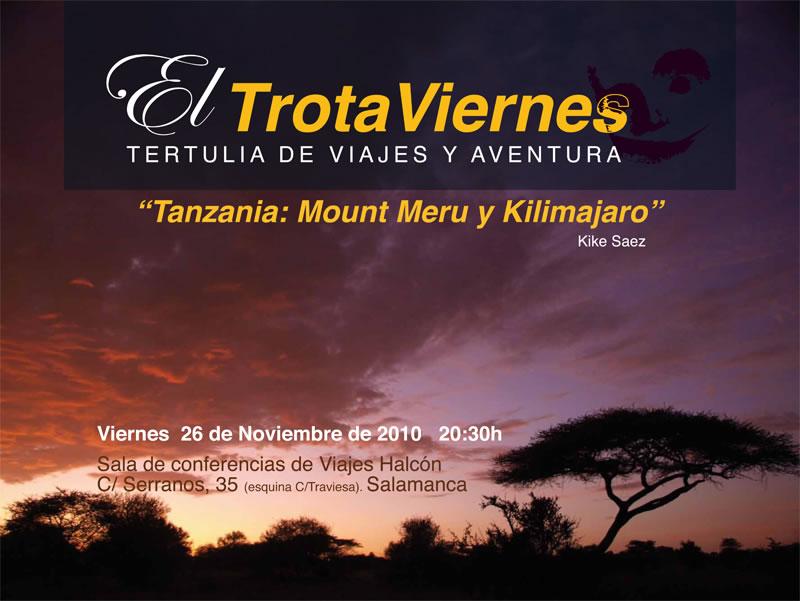 Tanzania: Mount Merú y Kilimanjaro